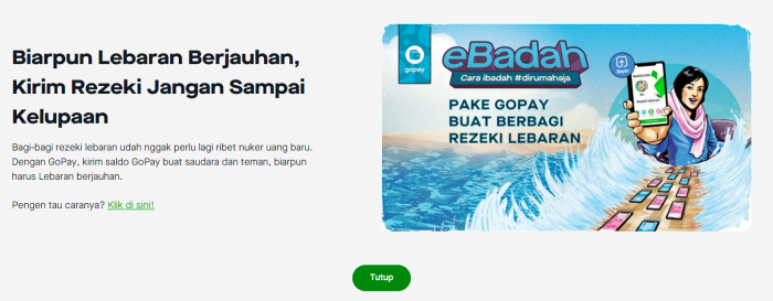 taktik campaign marketing dari gojek